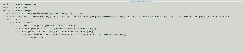 FluxBB bbcode 其他的都已经是Y了,为什么还是ov5647还是N呢?