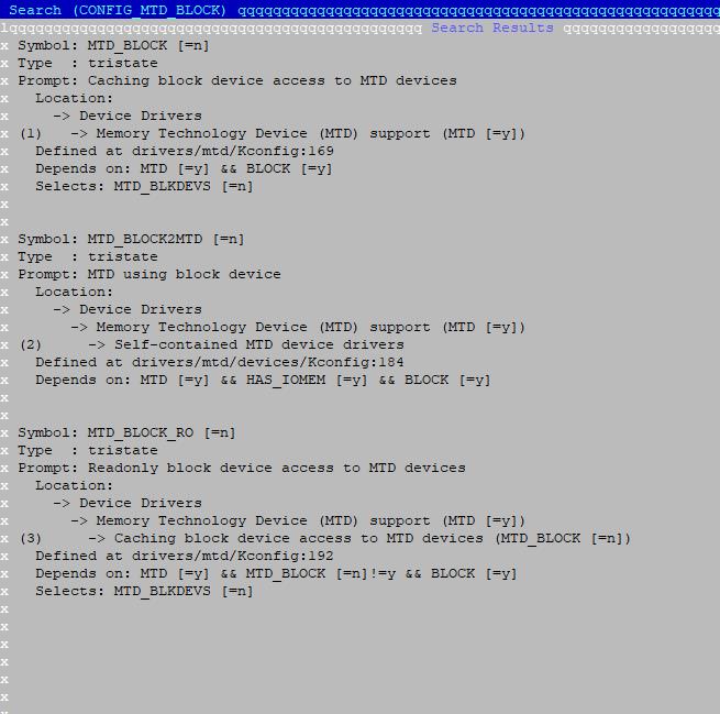 FluxBB bbcode 内核配置界面搜索MTD