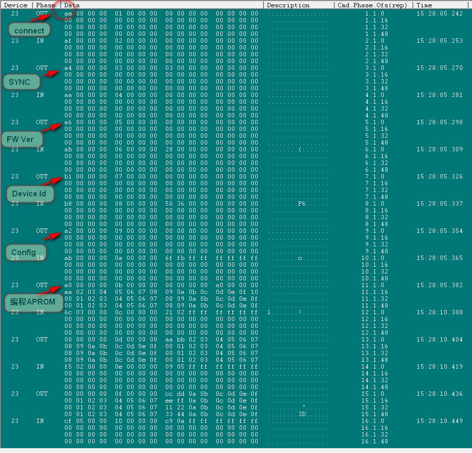python N76E003 ISP 上位机程序/ 8051/STC8/AT89C51/N76E003 / WhyCan Forum