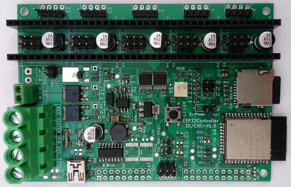 ESP32Controller